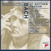 Bach:  Saint Matthew Passion, BWV 244 by Leonard Bernstein
