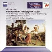 Beethoven: Violin Sonatas by Zino Francescatti