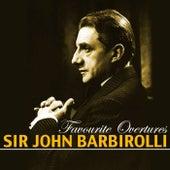 Favourite Overtures de Sir John Barbirolli