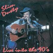 Slim Dusty... Live Into the 90's van Slim Dusty
