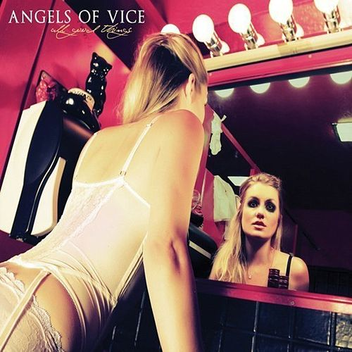 Stones Thrown in Glass Houses - Single by Angels of Vice