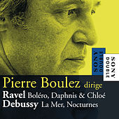Boulez dirige... Ravel & Debussy de Pierre Boulez