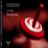 Haendel : Scipione de Various Artists