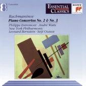 Piano Concertos Nos. 2 & 3 by Philippe Entremont