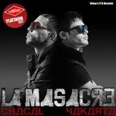 La Masacre Musical (Cubaton Platinum Edit) de Chacal y Yakarta
