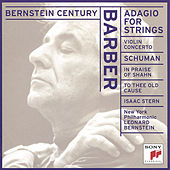 Barber:  Adagio for Strings / Schuman - In Praise of Shahn etc. de Leonard Bernstein