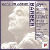 Barber:  Adagio for Strings / Schuman - In Praise of Shahn etc. by Leonard Bernstein / New York Philharmonic