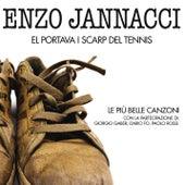 El portava i scarp del tennis di Enzo Jannacci