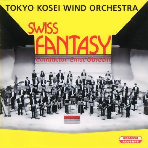 Swiss Fantasy by Tokyo Kosei Wind Orchestra