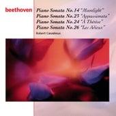 Beethoven: Sonatas for Piano by Robert Casadesus
