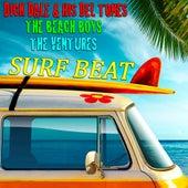 Surf Beat (36 Original Songs) de Various Artists