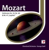 Mozart: Sinfonien 35, 40 & 41 Jupiter by George Szell