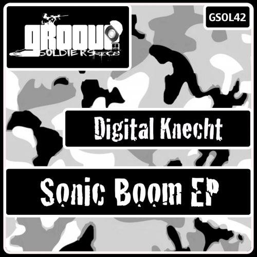 Sonic Boom by Digital Knecht