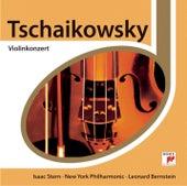 Tchaikovsky: Violinkonzerte by Isaac Stern