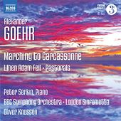 Goehr: Marching to Carcassonne by Various Artists