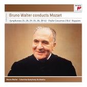 Bruno Walter conducts Mozart de Bruno Walter