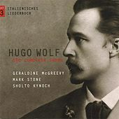 Wolf: The Complete Songs, Vol. 3 by Geraldine McGreevy