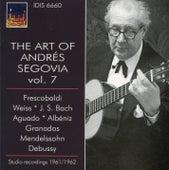 The Art of Andres Segovia, Vol. 7 de Andres Segovia