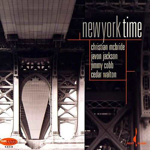 New York Time by Christian McBride