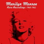 Rare Recordings 1948-1962 von Marilyn Monroe