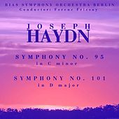 Haydn: Symphony Nos. 95 & 101 by RIAS Symphony Orchestra Berlin
