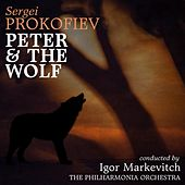 Peter And The Wolf by Igor Markevitch