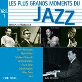 Les Plus Grands Moments Du Jazz de Various Artists