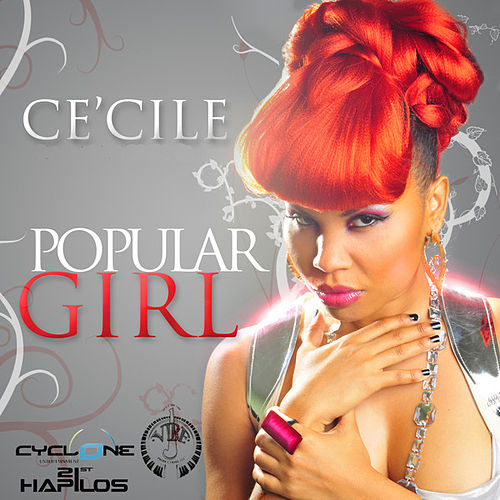 Popular Girl - Single by Cecile