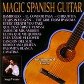 Magic Spanish Guitar by Sergi Vicente