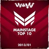 Mainstage Top 10 - 2013-01 de Various Artists