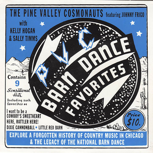 Barn Dance Favorites by The Pine Valley Cosmonauts
