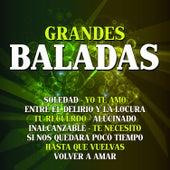Grandes Baladas by Various Artists