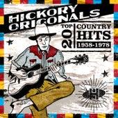 Hickory Originals: Top 20 Country Hits 1958-1978 de Various Artists
