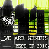 We Are Genius Best of 2010 - EP di Various Artists