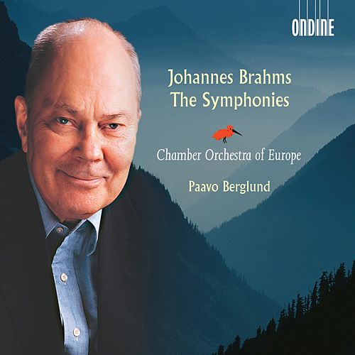 Brahms: Symphonies Nos. 1-4 by Chamber Orchestra of Europe