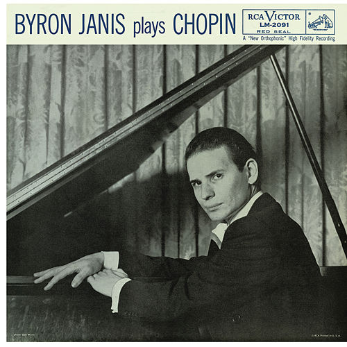 Byron Janis plays Chopin by Byron Janis