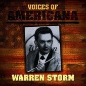 Voices Of Americana: Warren Storm de Warren Storm