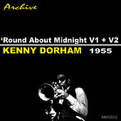 'Round About Midnight At the Café Bohemia Vol. 1 & Vol. 2 - EP by Kenny Dorham