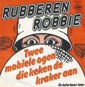 Twee Mobiele Ogen Die Keken De Kraker Aan by Rubberen Robbie