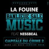 Banlieue sale music de La Fouine