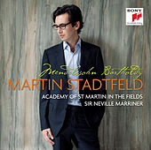 Mendelssohn: Piano Concerto No. 1 & Solo Works by Martin Stadtfeld