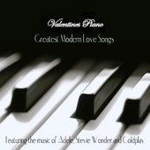 Valentines Piano: Greatest Modern Love Songs by Joe Thomas