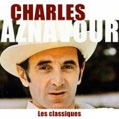 Les classiques (56 titres) de Charles Aznavour