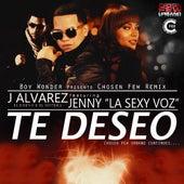 Te Deseo (Chosen Few Remix) [feat. Jenny