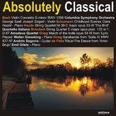 Bach: Violin Concerto - Schumann: Childhood Scenes - Haydn: String Quartet, et al. de Various Artists