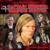Captain Kronos: Vampire Hunter - Original Motion Picture Soundtrack by Laurie Johnson