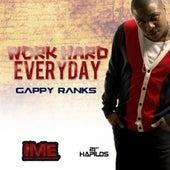 Work Hard Everyday - Single by Gappy Ranks