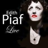 Live de Edith Piaf