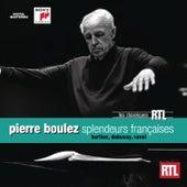 Pierre Boulez - Coffrets RTL Classiques de Pierre Boulez
