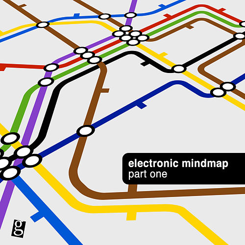Electronic Mindmap, Part 1 by Various Artists